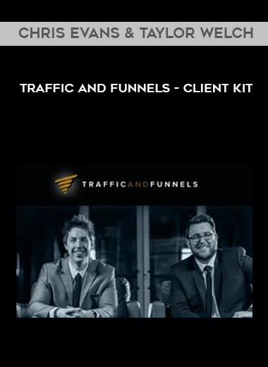 Chris Evans & Taylor Welch - Traffic and Funnels - Client Kit form https://koiforest.com/