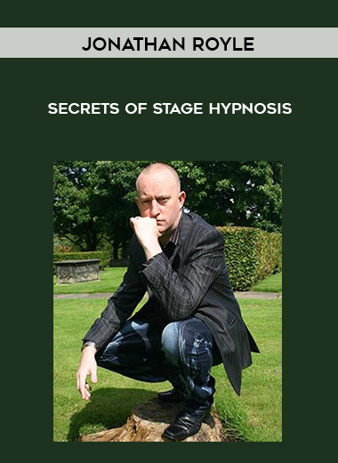 Jonathan Royle - Secrets of Stage Hypnosis form https://koiforest.com/