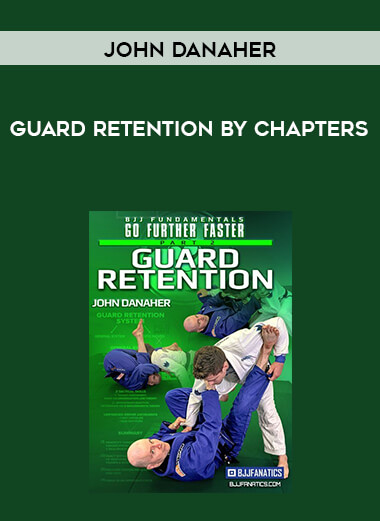 John Danaher Guard Retention by Chapters form https://koiforest.com/