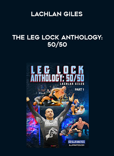 The Leg Lock Anthology: 50/50 by Lachlan Giles form https://koiforest.com/