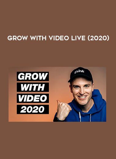 Grow With Video Live (2020) form https://koiforest.com/