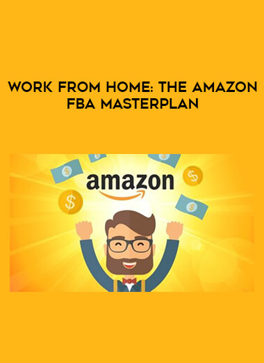 Work From Home: The Amazon FBA MasterPlan form https://koiforest.com/