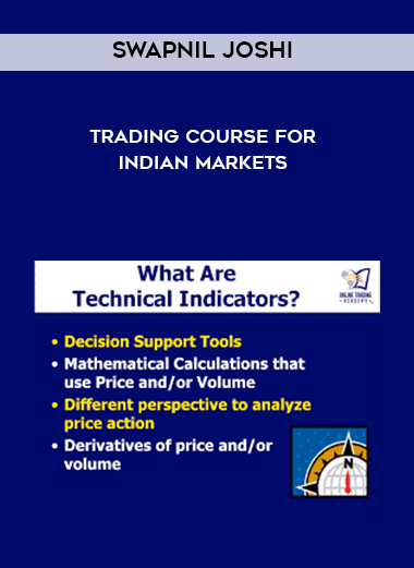 Swapnil Joshi - Trading Course For Indian Markets form https://koiforest.com/
