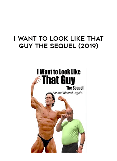 I Want to Look Like That Guy The Sequel (2019) 720p form https://koiforest.com/
