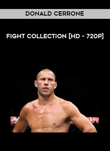 Donald Cerrone - Fight Collection [HD - 720p] form https://koiforest.com/