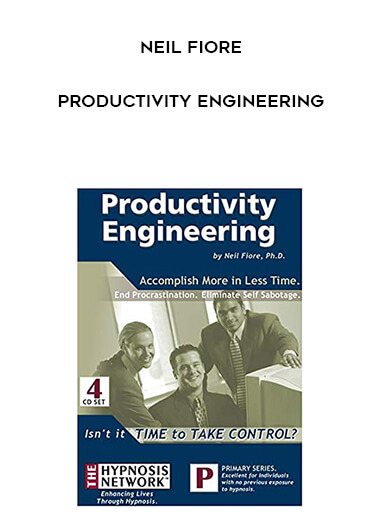 Neil Fiore - Productivity Engineering form https://koiforest.com/