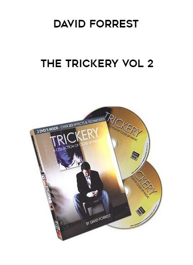 David Forrest - The Trickery Vol 2 form https://koiforest.com/