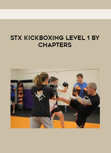 stx kickboxing level 1 by chapters form https://koiforest.com/