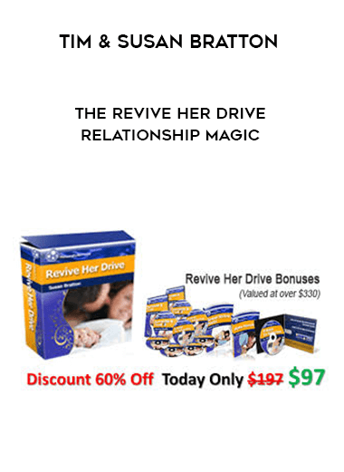 Tim & Susan Bratton - The Revive Her Drive - Relationship Magic form https://koiforest.com/
