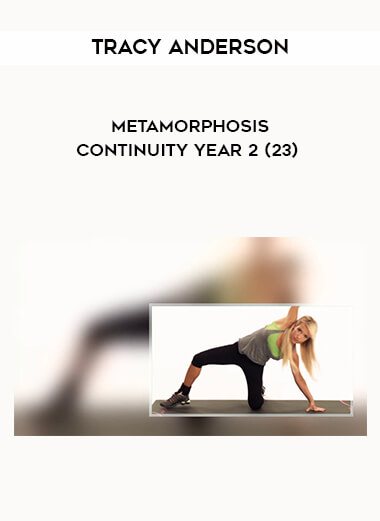 Tracy Anderson - Metamorphosis Continuity YEAR 2 form https://koiforest.com/