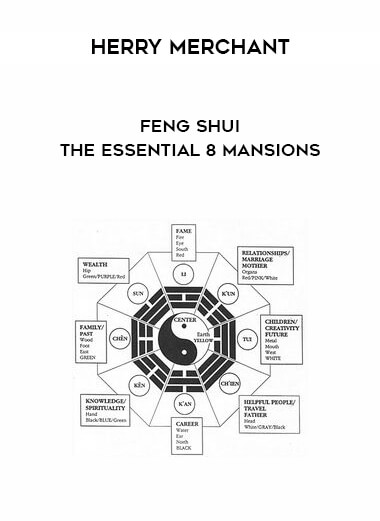 herry Merchant - Feng Shui - The Essential 8 Mansions form https://koiforest.com/