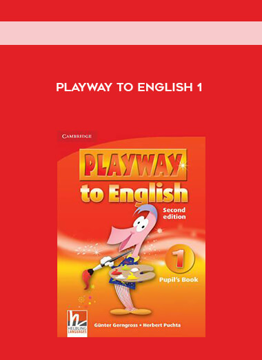 Playway to English 1 form https://koiforest.com/