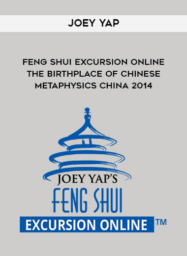 Joey Yap - Feng Shui Excursion Online - The Birthplace of Chinese Metaphysics - China 2014 form https://koiforest.com/