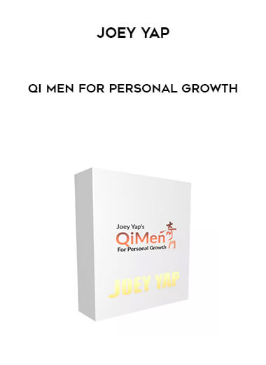 Joey Yap - Qi Men For Personal Growth form https://koiforest.com/