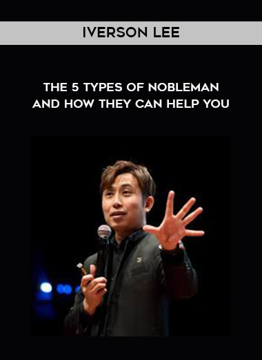 Iverson Lee - The 5 Types of Nobleman and How They Can Help You form https://koiforest.com/