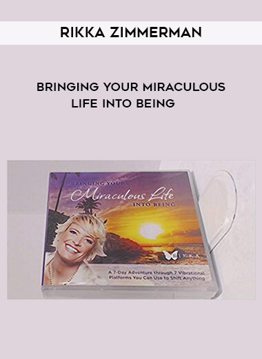 Rikka Zimmerman - Bringing Your Miraculous Life Into Being form https://koiforest.com/