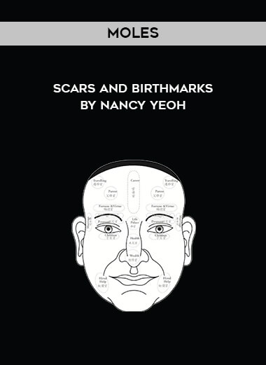 Moles - Scars and Birthmarks By Nancy Yeoh form https://koiforest.com/
