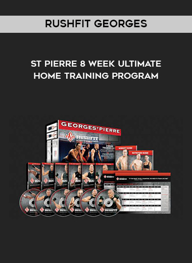 Rushfit Georges - St Pierre 8 Week Ultimate Home Training Program form https://koiforest.com/