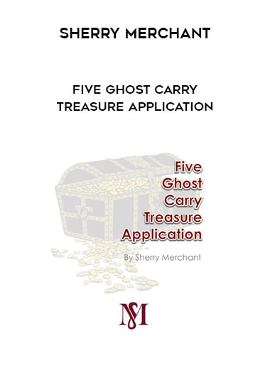 Sherry Merchant - Five Ghost Carry Treasure Application form https://koiforest.com/