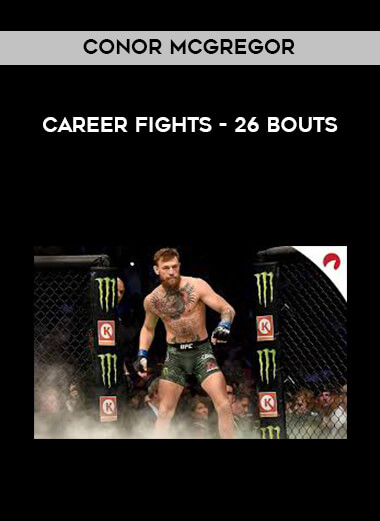 Conor McGregor - Career Fights - 26 bouts form https://koiforest.com/
