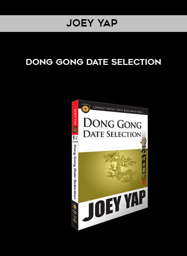 Joey Yap - Dong Gong Date Selection form https://koiforest.com/