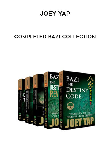 Joey Yap - Completed Bazi Collection form https://koiforest.com/
