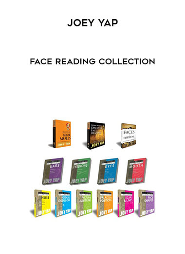 Joey Yap - Face Reading Collection form https://koiforest.com/