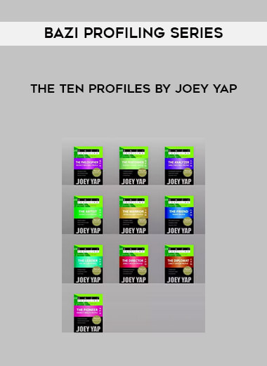 BaZi Profiling Series - The Ten Profiles by Joey Yap form https://koiforest.com/