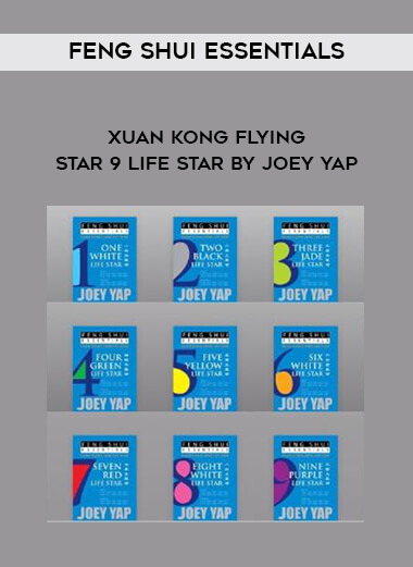 Feng Shui Essentials - Xuan Kong Flying Star 9 Life Star by Joey Yap form https://koiforest.com/