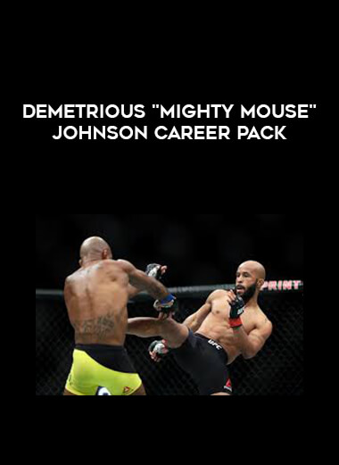 """Demetrious """"Mighty Mouse"""" Johnson 720P Career Pack form https://koiforest.com/"""
