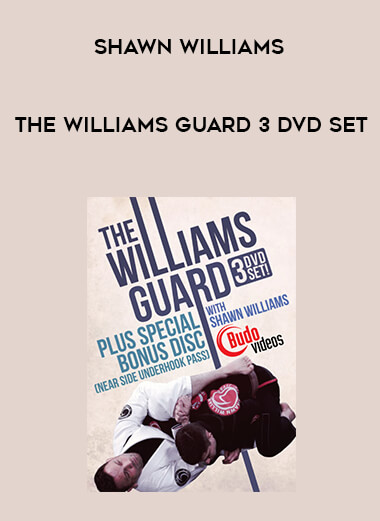 The Williams Guard 3 DVD Set by Shawn Williams form https://koiforest.com/