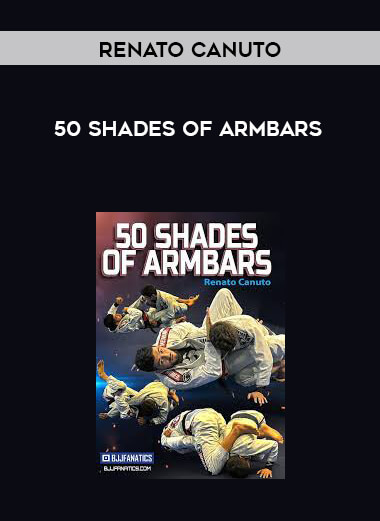 50 Shades of Armbars by Renato Canuto form https://koiforest.com/