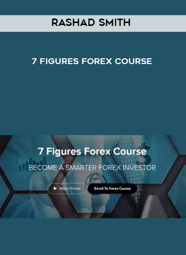 Rashad Smith - 7 Figures Forex Course form https://koiforest.com/
