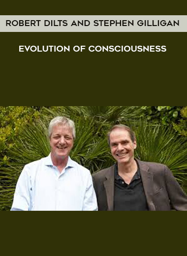 Robert Dilts and Stephen Gilligan - Evolution of Consciousness form https://koiforest.com/