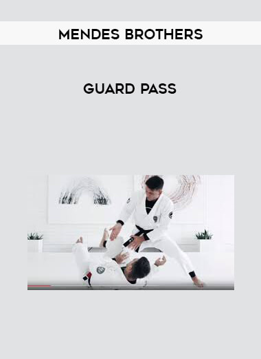 Guard Pass - Mendes Brothers form https://koiforest.com/