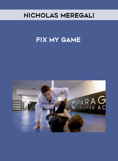 Fix My Game With Nicholas Meregali form https://koiforest.com/