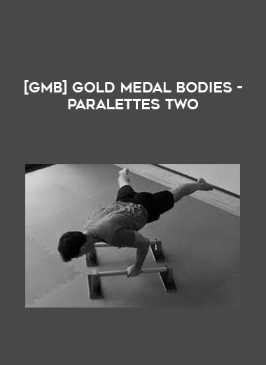 [GMB] Gold Medal Bodies - Paralettes Two form https://koiforest.com/
