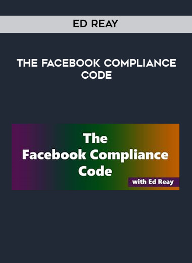 Ed Reay - The Facebook Compliance Code form https://koiforest.com/