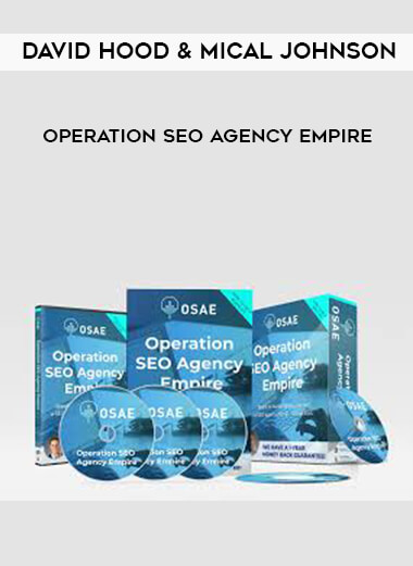 David Hood and Mical Johnson - Operation SEO Agency Empire form https://koiforest.com/