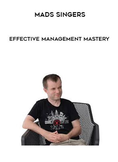 Mads Singers - Effective Management Mastery form https://koiforest.com/