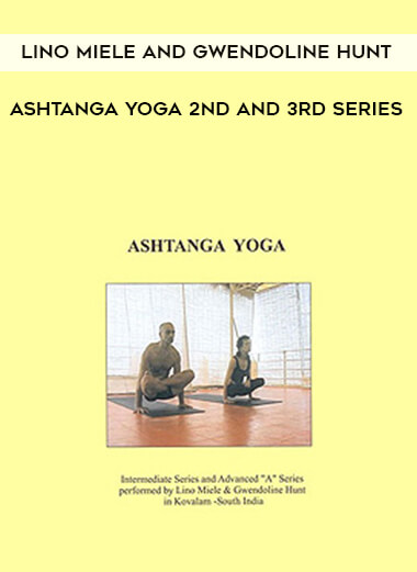 Lino Miele and Gwendoline Hunt - Ashtanga Yoga 2nd and 3rd Series form https://koiforest.com/