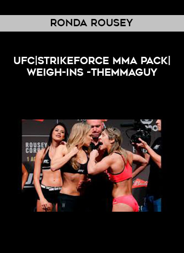 Ronda Rousey UFC Strikeforce MMA Pack Weigh-ins -THEMMAGUY form https://koiforest.com/