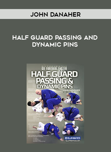 Half Guard Passing and Dynamic Pins by John Danaher 720p form https://koiforest.com/