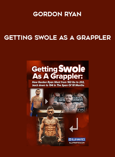 Getting Swole as A Grappler by Gordon Ryan form https://koiforest.com/