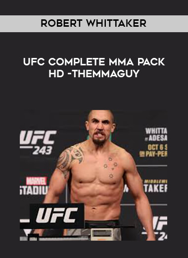 Robert Whittaker UFC Complete MMA Pack HD -THEMMAGUY form https://koiforest.com/