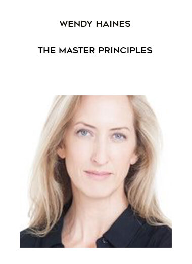 Wendy Haines - The Master Principles form https://koiforest.com/
