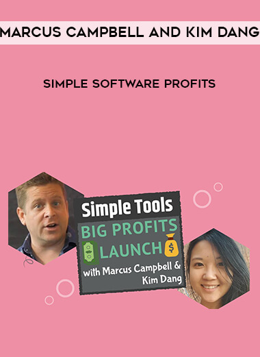 Marcus Campbell and Kim Dang - Simple Software Profits form https://koiforest.com/