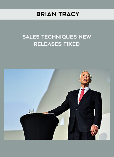 Brian Tracy - Sales Techniques New Releases fixed form https://koiforest.com/