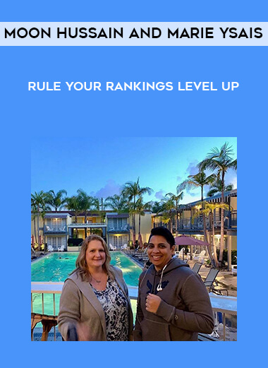 Moon Hussain and Marie Ysais - Rule Your Rankings Level UP form https://koiforest.com/