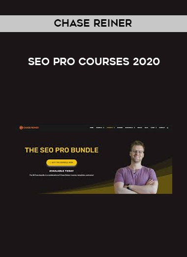 Chase Reiner - SEO Pro Courses 2020 form https://koiforest.com/